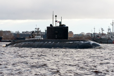 The submarine sank in the port of Mumbai after midnight on Wednesday, claiming the lives of all 18 crew members. Source: Zvezdochka Ship Repair Centre