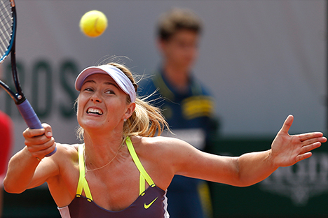The split leaves Sharapova without a coach heading into the US Open which starts on August 26. Source: AP