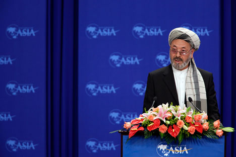 Mohammad Karim Khalili's support for an Afghan-US bilateral security agreement testifies to his pragmatism as well as to him being a stakeholder in the stabilization of Afghanistan. Source: Getty Images/Fotobank