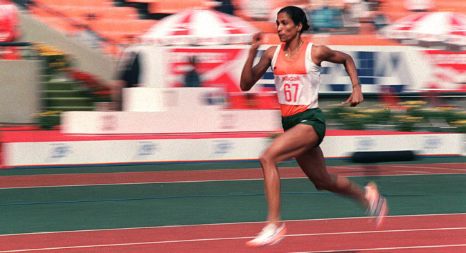 Iconic Indian sportspersons like Usha have inspired the belief and the hope that the country can win at the highest stage yet Indian athletes have never really gone beyond Asian supremacy. Source: AFP/EastNews