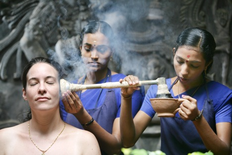 The MoU would help bring more Russian tourists seeking Ayurveda treatment to Kerala. Source: Alamy/Legion Media