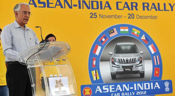 P S Raghavan is a seasoned diplomat. Source: MEA photogallery
