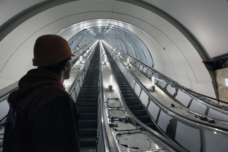 Moscow authorities have pledged to build 98.4 miles of subway rail lines, 79 stations and 9 new depots by the end of 2020. Source: PhotoXpress