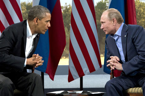 It would be better for the whole world if Russia and USA would act in common as much as possible, when involving other countries. Source: Reuters