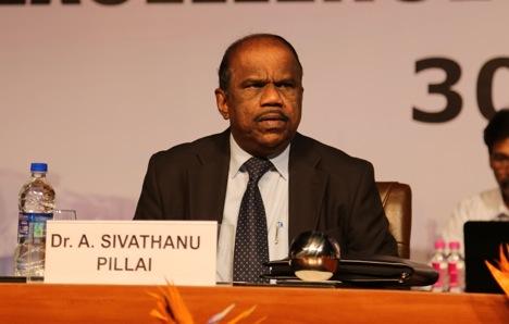 Sivathanu Pillai at NAMEXPO-2013 in Kochi. Source: Alexander Tomas