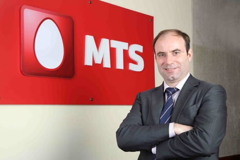 Dmitry Shukov, President and CEO of MTS India. Source: Alexander Tomas