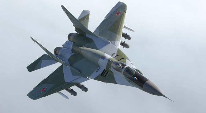 The MiG-29SMT upgrade will represent a major step forward for the aircraft on multiple fronts. Source: MiG Corporation