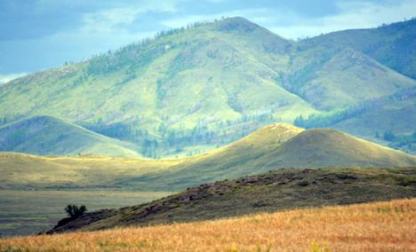 Tuva is an almost uninhabited region of nature reserves. Source: Alexandr Matyushenko / RG