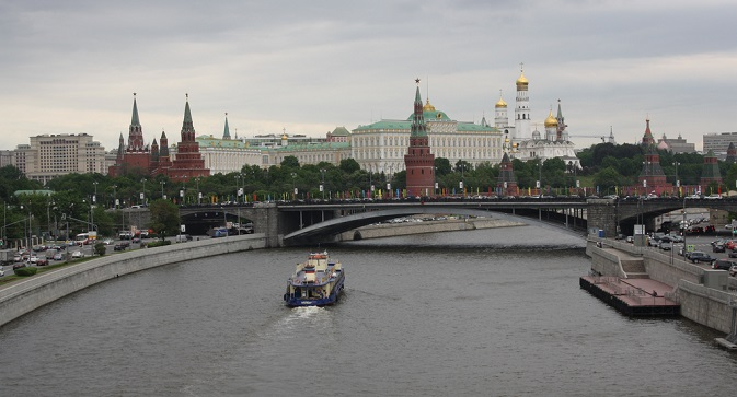 City Day celebrations are being held across Moscow this weekend. Source: Ajay Kamalakaran