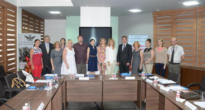 The Third All-India Conference of Russian Compatriots. Source: RCSC New Delhi