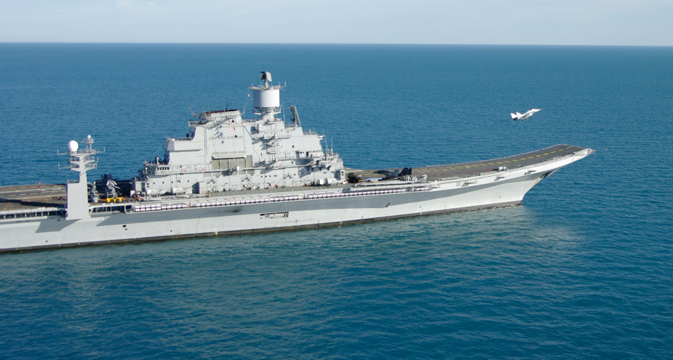 The conclusion of trials and operationalisation of Vikramaditya will be an enriching experience for the Indian Navy which will stand us well for our indigenous programme in the years to come. Source: AO Sevmash press office