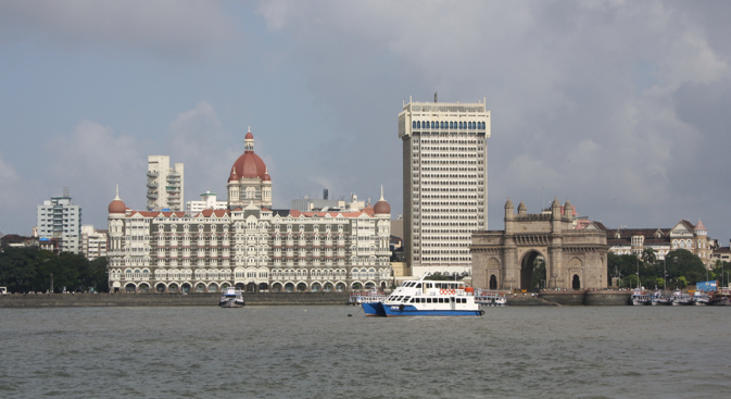 A Reader's Digest experiment showed Mumbai to be the second most honest among 16 world cities. Source: Ajay Kamalakaran
