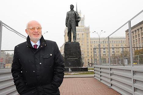 Head of the Presidential Council for Human Rights Mikhail Fedotov. Source: Serge Golovatch