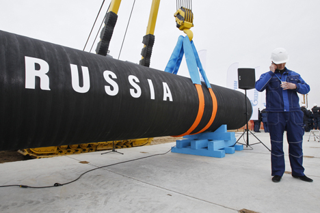 The Russian government at first ignored the oil and gas shale boom in the U.S., but it eventually came around to acknowledge that world oil and gas markets are underdoing potentially dramatic changes. Source: AP
