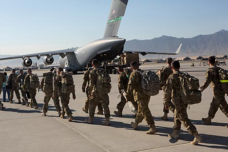 NATO forces will leave Afghanistan by 2015. Source: Getty Images / Fotobank