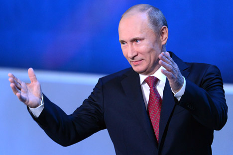 Vladimir Putin is expected in India in December. Source: AFP / East News