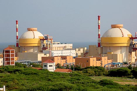 The Kudankulam plant is probably on the radar of many terrorist groups. Source: Corbis/Foto S.A.