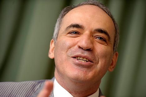 Garry Kasparov. Source: Photoshot / Vostock-Photo