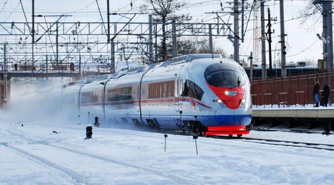 A platskart journey is a real window into the real Russia. Source: RIA Novosti / Sergey Memontov