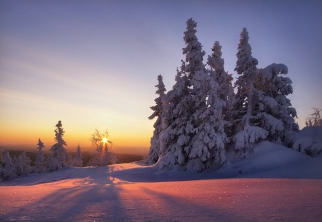 The beautiful and pristine nature is one of the best reasons to live in Russia. Source: Sergey Makurin