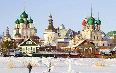 Rostov Veliky. Source: Lori/Legion Media