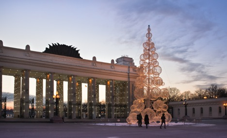 Gorky Park. Source: Lori/Legion Media