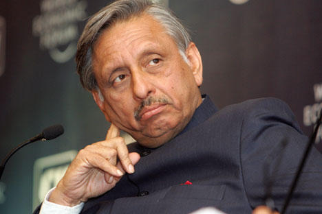 Mani Shankar Aiyar has been a proponent of greater cooperation between Russia and India in the oil and gas industry. Source: AP