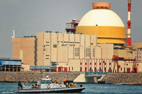 Talks on KNPP's third and fourth unit are in the final stage. Source: AP