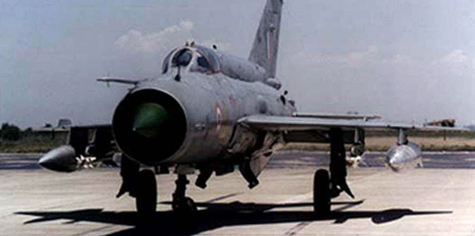 The MiG-21 proved to be a highly effective air defence weapons system. Source: AP