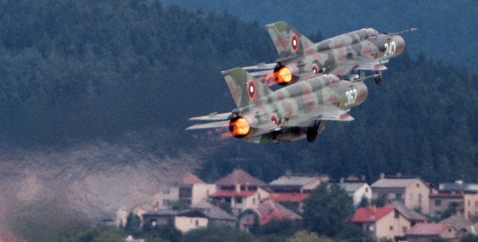 In April, India celebrated the 50th anniversary of the beginning of deliveries of Soviet MiG-21. Source: Reuters