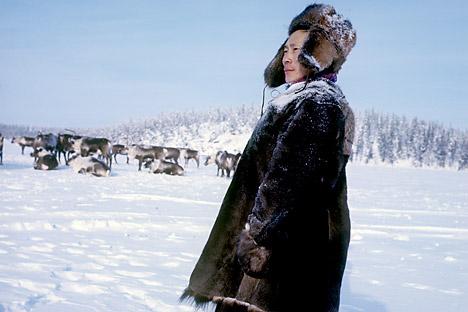 These days the Yukaghir language is spoken by just a few dozen old men. Source: RIA Novosti