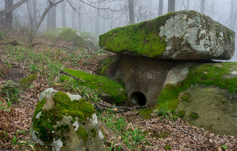 Dolmens remained an unsolved mystery for scientists for a long time. Source: Lori, Legion Media
