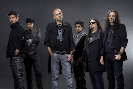 Rock and roll band Parikrama. Source: Alexander Tomas