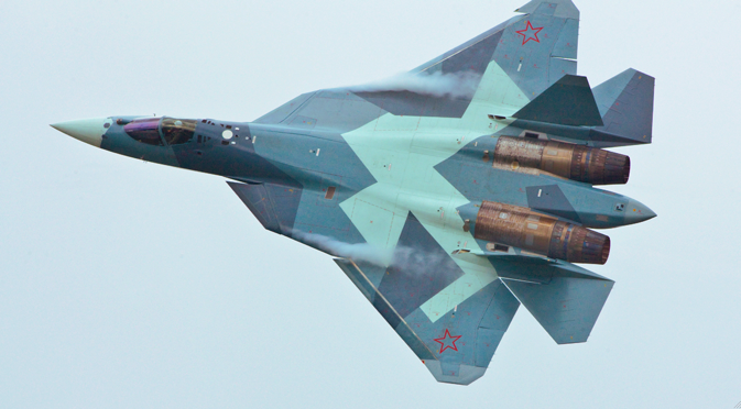60 PAK-FA fighters will be delivered between 2016 and 2020. Source: Sukhoi.org