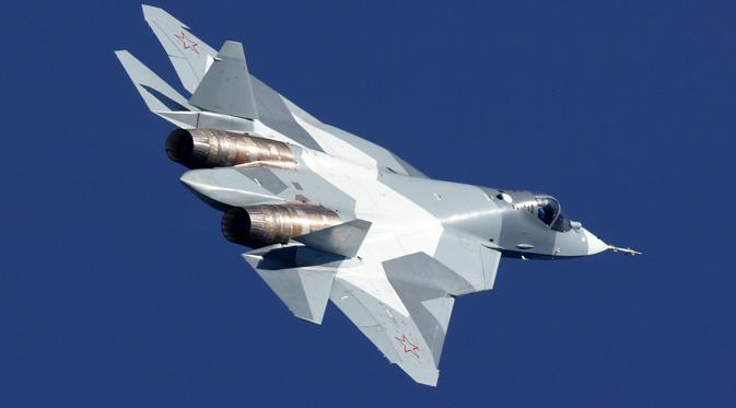 Russia wants a 5th generation fighter that keeps it competitive with American offerings. Source: Sukhoi.org