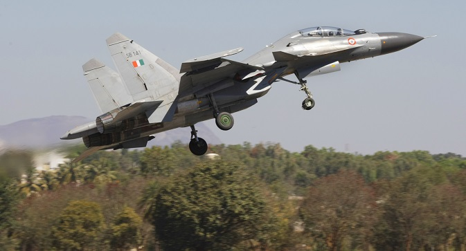 Su-30 MKI. Source: AP