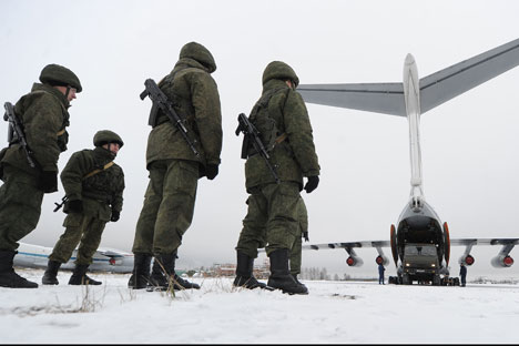 Over 150,000 personnel are taking part in the drills. Source: ITAR-TASS