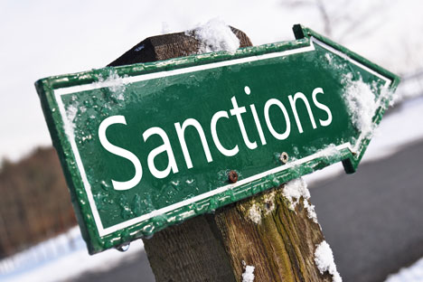 Russiasanctions bill is driven primarily by domestic considerations, the EU said. Source: shutterstock/legion media