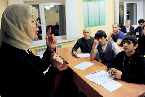 There are two adaptation centers for immigrants in Tambov and Orenburg at the moment. Source: ITAR-TASS