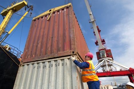 Russia, Thailand planning to boost trade turnover from $5 billion to $10 billion by 2016. Source: Sergey Krasnouhov / RIA Novosti