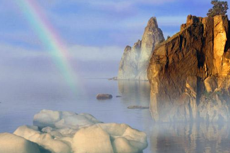 Lake Baikal. Source: Alamy / Legion Media
