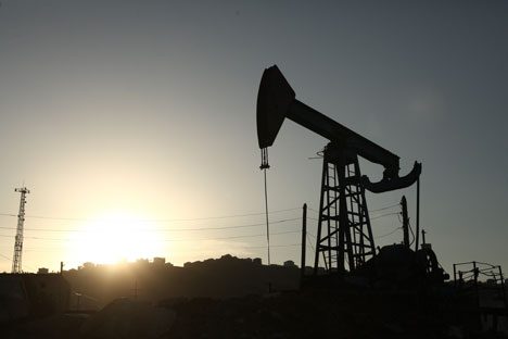 Russian oil companies have been eyeing the Asian markets with growing interest in recent years. Source: ITAR-TASS