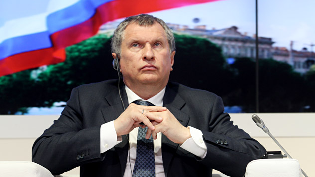 Sechin's visit to Delhi is part of a larger strategy on the part of Russia to increase economic engagement with Russia's allies in the wake of Western sanctions on the country. Source: Itar-Tass