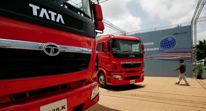 Tata Motors is currently evaluating all possible scenarios to remain competitive and achieve its strategic objectives for the Russian market. Source: AP