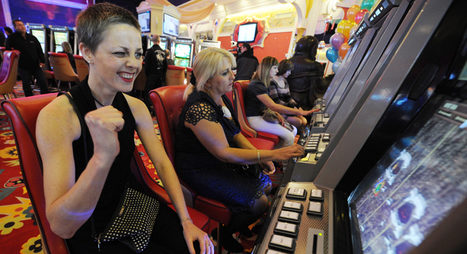 $1.5 billion is to be invested in the establishment of a gambling zone on the peninsula. Source: ITAR-TASS