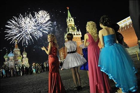 Youthful energy is sweeping across Moscow. Source: Alexey Miridonov / Kommersant