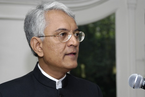 Ambassador Raghavan made it clear that India would not support any sanctions on any country that were not approved by the United Nations. Source: Embassy of India in Moscow