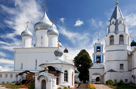 Nikitsky monastery in Pereslavl-Zalesskiy. Source: Lori Images / Legion Media