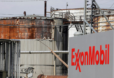 Rosneft would become the project operator if Exxon said, but it was unlikely they will buy Exxon's entire stake. Source: Reuters