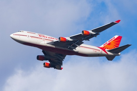 At the moment, Air India operates a code-shared flight to Moscow with Aeroflot. Source: Alamy/Legion Media